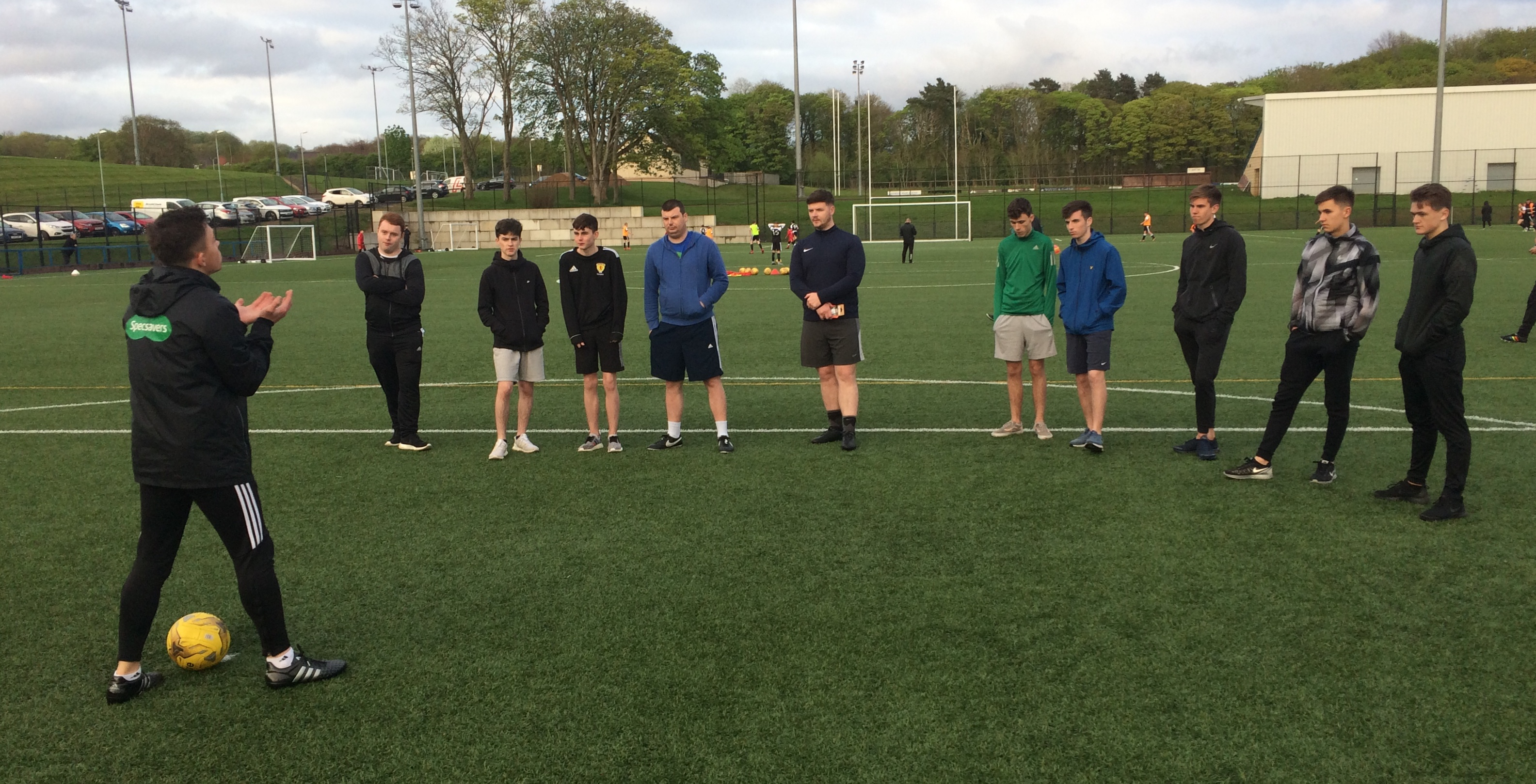 LANARKSHIRE WELCOMES 27 NEW REFEREES